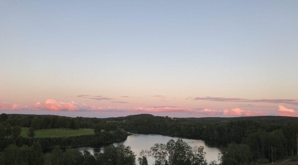 Ljungan Golfbanan Dingersjö. Foto: Viola Bogstag